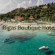 Taxi transfers to Rigas Βοutique Hotel