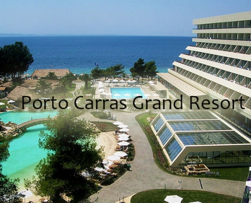 Porto Carras Resort airport taxi transfers