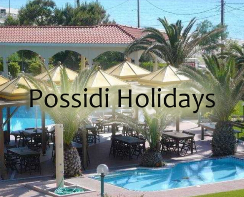 taxi transfers to possidi holidays