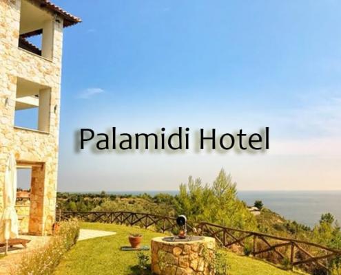 Taxi transfers to Palamidi Hotel