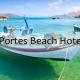 taxi transfers to Portes Beach Hotel