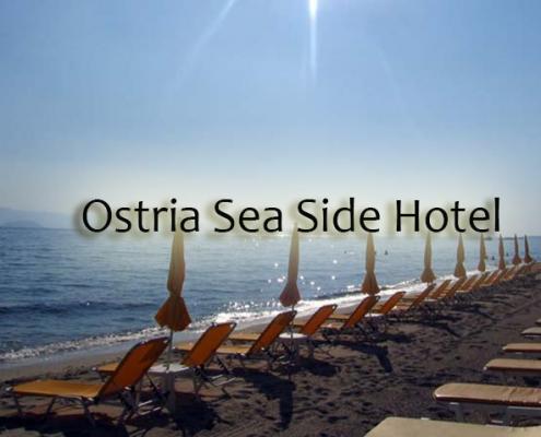 Taxi transfers to Ostria Sea Side Hotel