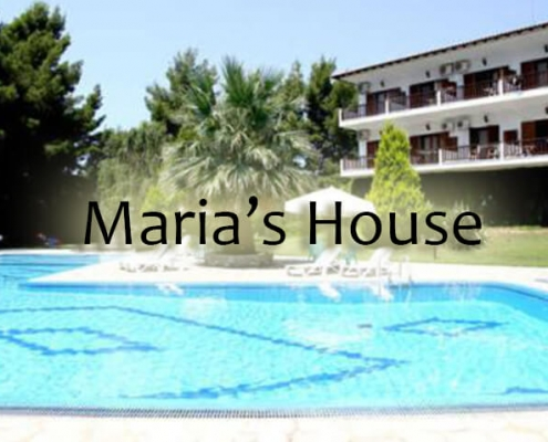 Taxi transfers to Marias House Hotel