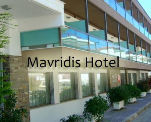 Taxi transfers to Mavridis Hotel