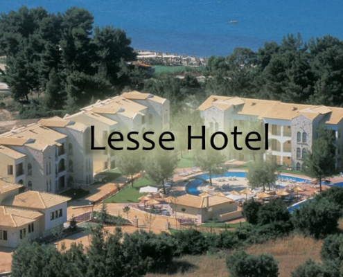 Taxi transfers to Lesse Hotel