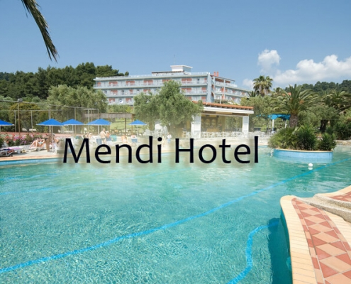 Taxi transfers to Mendi Hotel