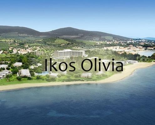 taxi transfers to ikos olivia
