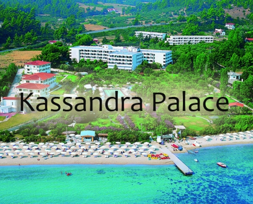 taxi transfers to kassandra palace