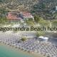 taxi transfers to Lagomandra Beach Hotel