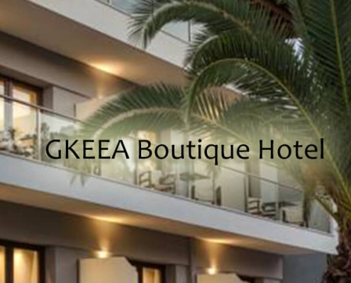 taxi transfers to GKEEA Boutique Hotel