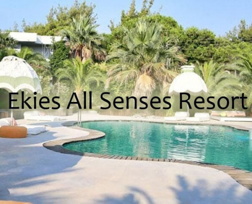 taxi transfers to Ekies All Senses Resort