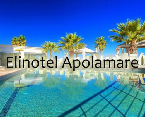taxi transfers to Elinotel Apolamare
