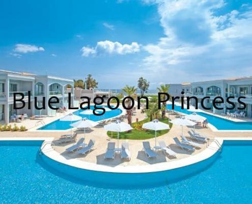 Taxi transfers to Blue Lagoon Princess
