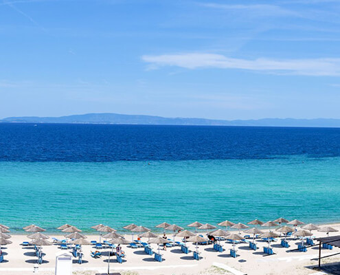 taxi transfers to antigoni beach resort