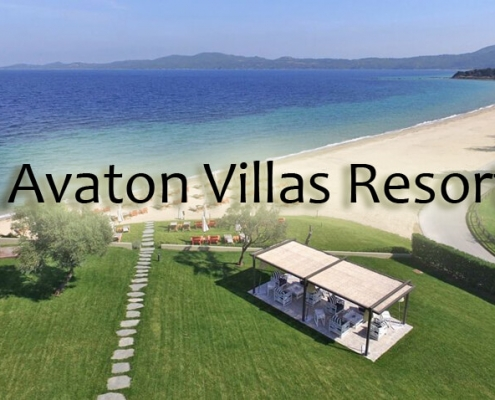 taxi transfers to avaton resort