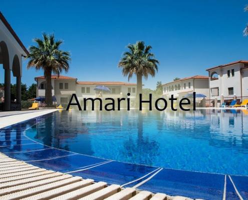 Taxi transfers to Amari Hotel