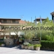 Taxi transfers to Ammon Garden Hotel