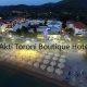 Taxi Transfers to Akti Toroni Boutique Hotel