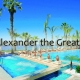 taxi transfers to Alexander the Great