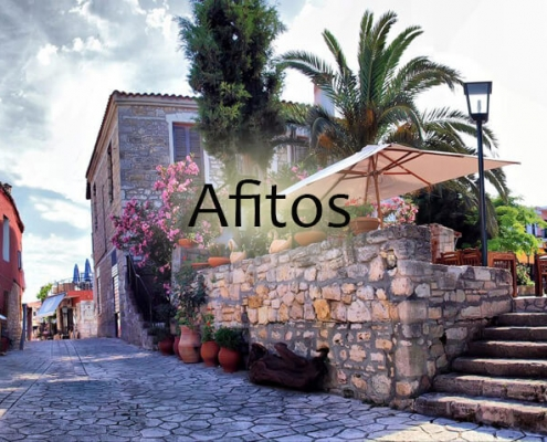 taxi transfers to Afitοs