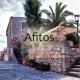 taxi transfers to Afitοs