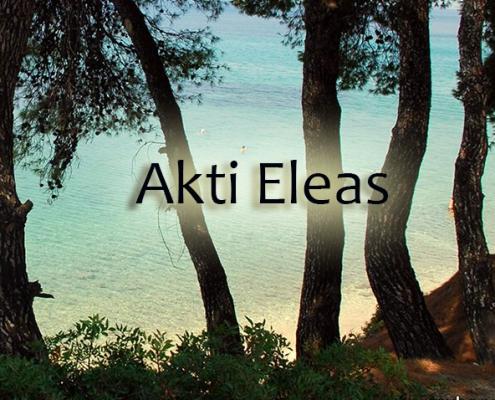 taxi transfers to Akti Eleas