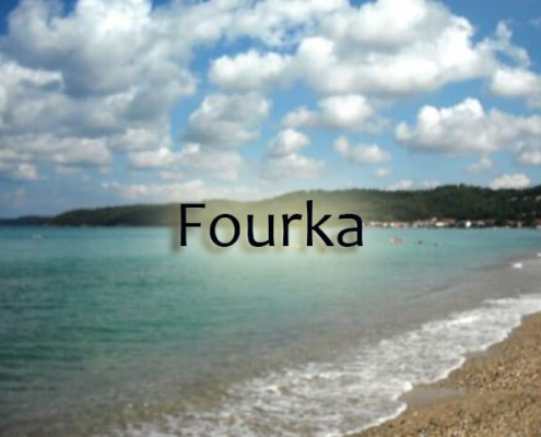 Taxi transfers to Fοurka