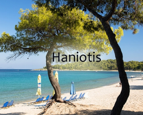 Taxi transfers to Haniοtis