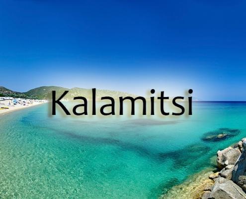 taxi transfers to Kalamitsi
