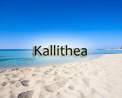 taxi transfers to Kallithea