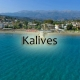 taxi transfers to Kalives