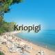 taxi transfers to Kriopigi