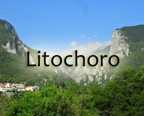 taxi transfers to litochoro