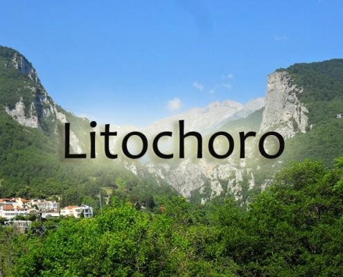 taxi transfers to litochoro