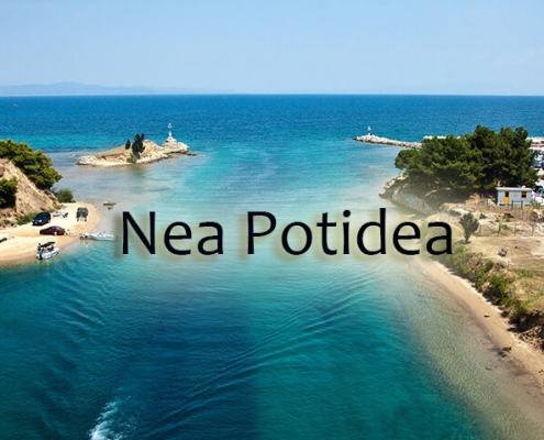 taxi transfers to nea potidea