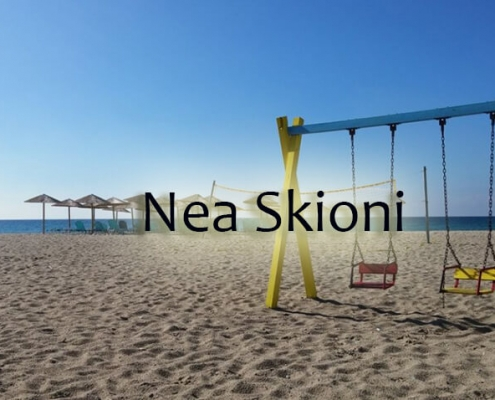 taxi transfers to nea skioni