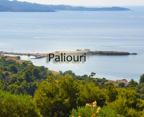 taxi transfers to paliouri