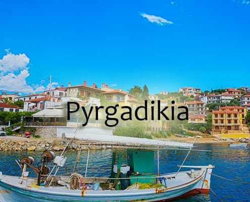 taxi transfers to pyrgadikia
