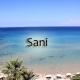 Taxi transfers to Sani