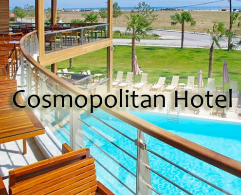 taxi transfers to Cosmopolitan Hotel
