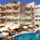 Taxi transfers to Evdion Hotel