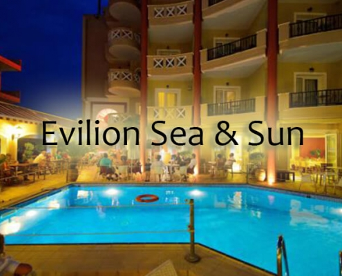 Taxi transfers to Evilion Sea and Sun