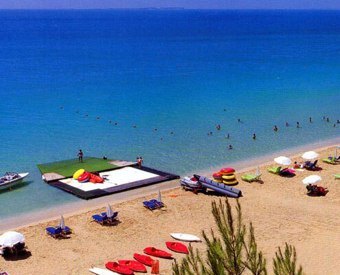 Taxi transfers to Olympic Star Beach Hotel