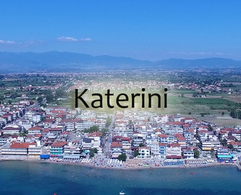 Taxi transfers to katerini