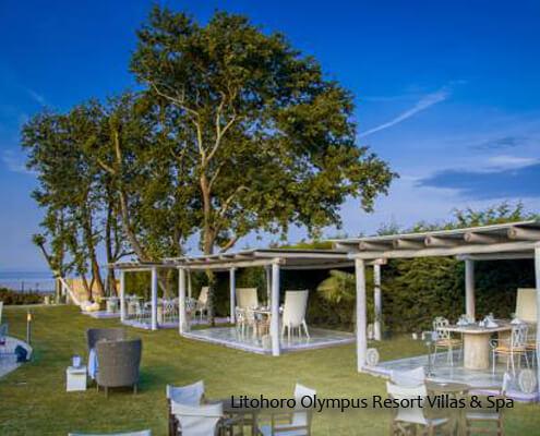 taxi transfers to Litohoro Olympus Resort