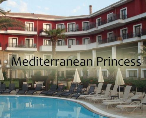 taxi transfers to Mediterranean Princess