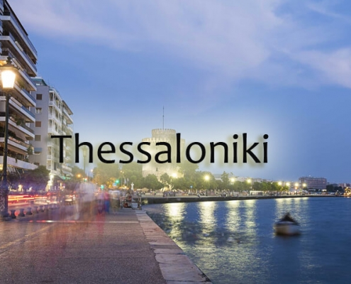 taxi transfers to thessaloniki