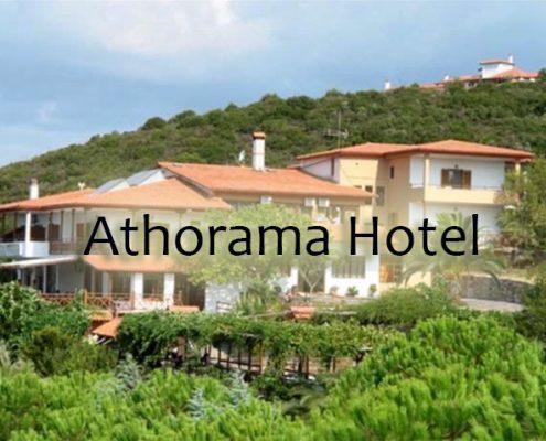 Taxi transfers to Athorama Hotel