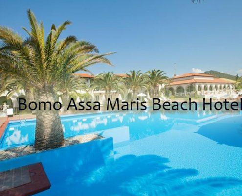 Taxi transfers to Bomo Assa Maris Beach