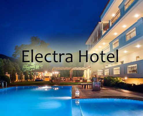 Taxi transfers to Electra Hotel